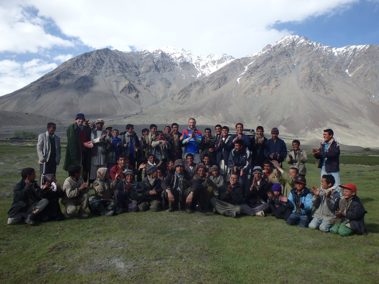 Afghanistan – Troubling Times, Smiley People and the Wahki Festival of Cricket