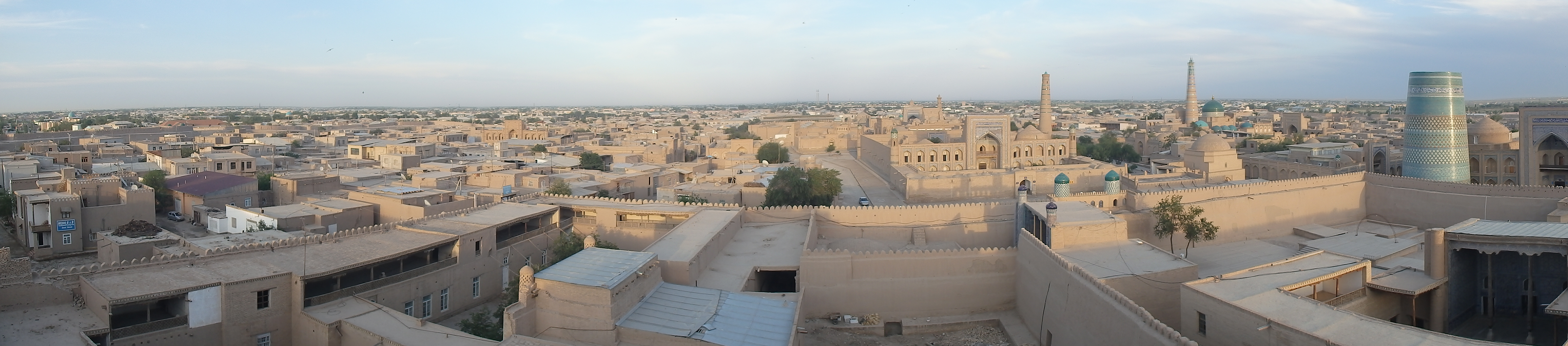 Old Town Khiva