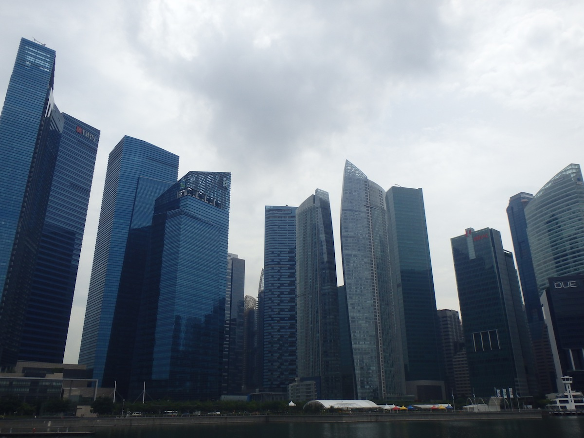 Singapore – Big City, Bright Lights and Big Nights