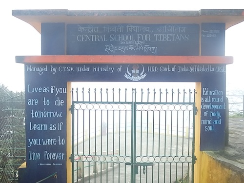 Central School for Tibetans (Darjeeling, India)