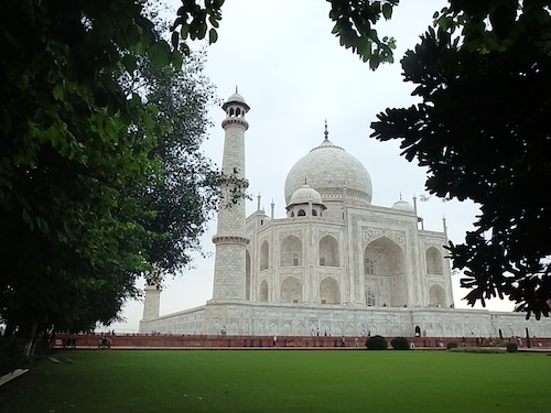 Taj Mahal (Agra, India)