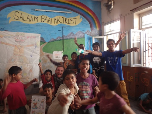 Salaam Balaak Trust Kids (Delhi, India)