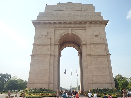 India Gate (Delhi, India)