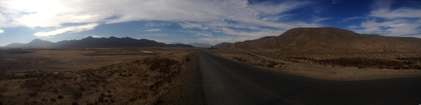 The Road to Quetta (near Quetta, Pakistan)