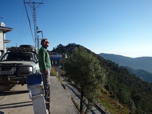 Enjoying the Murree Views (Murree, Pakistan)