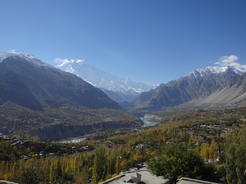 Hunza Valley, Karimabad (KKH, Pakistan)