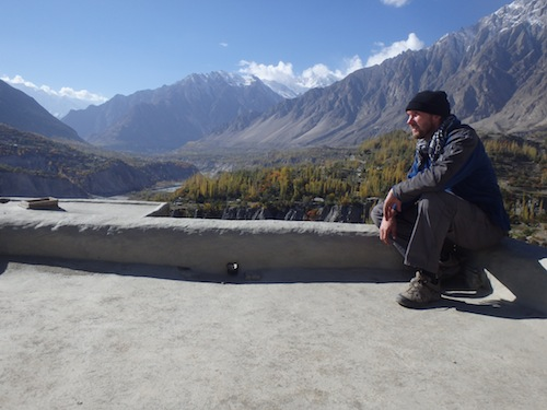Hunza Valley Dreaming (Karimabad, Pakistan)