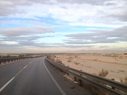 The Road to Tehran (Yazd, Iran)
