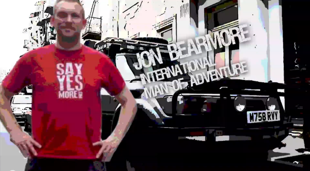 Jon Beardmore – International Man of Adventure