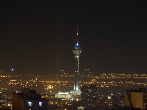 Tehran – It's Sights, Scenes & Magical People