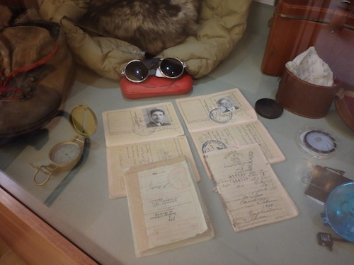 Omidvar Brother's Passports (Tehran, Iran