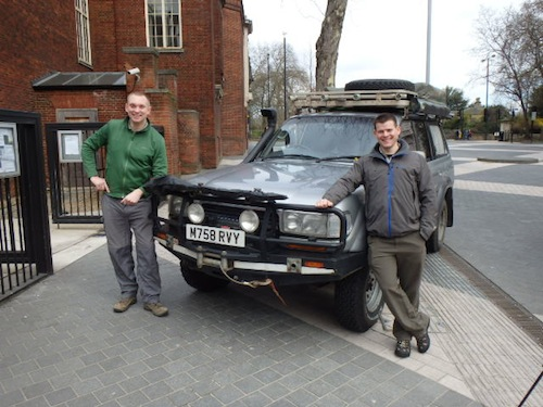Returning to London – The End Of The Expedition (Sat 1 Feb 2014)